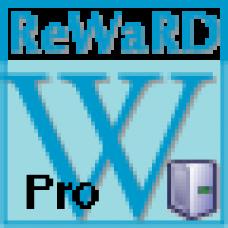 ReWaRD 2.8 Professional (Wide Area Network Licence)
